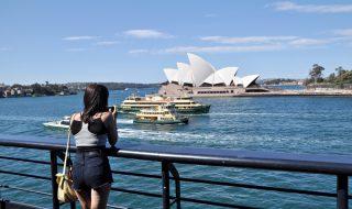 オーストラリア シドニー留学