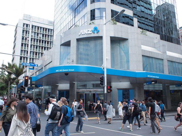 ニュージーランドの銀行