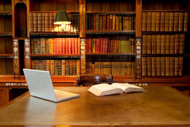 イギリスの大学図書館