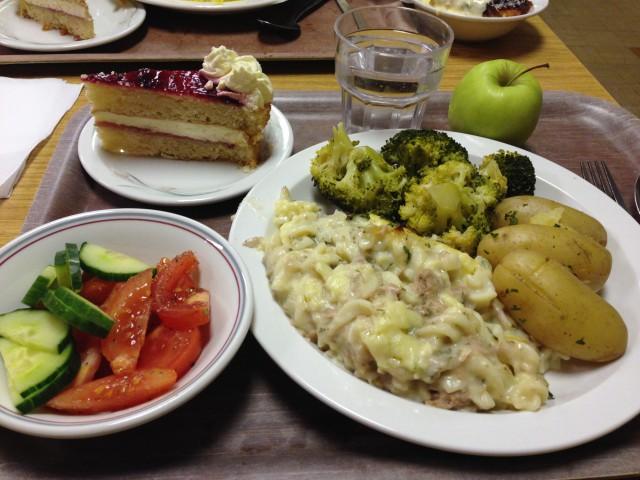イギリスの食事