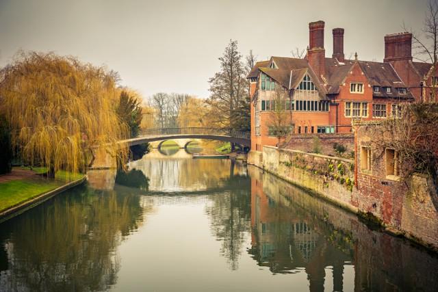 イギリス留学中の滞在先