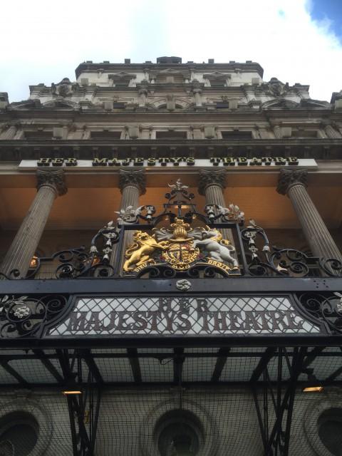 ロンドンの劇場