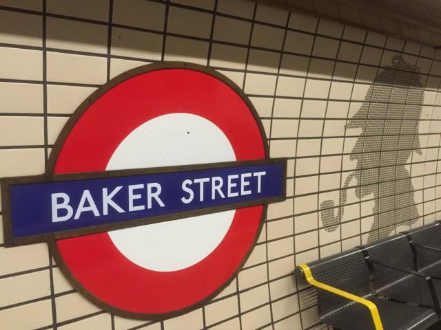 イギリスのベーカーストリート
