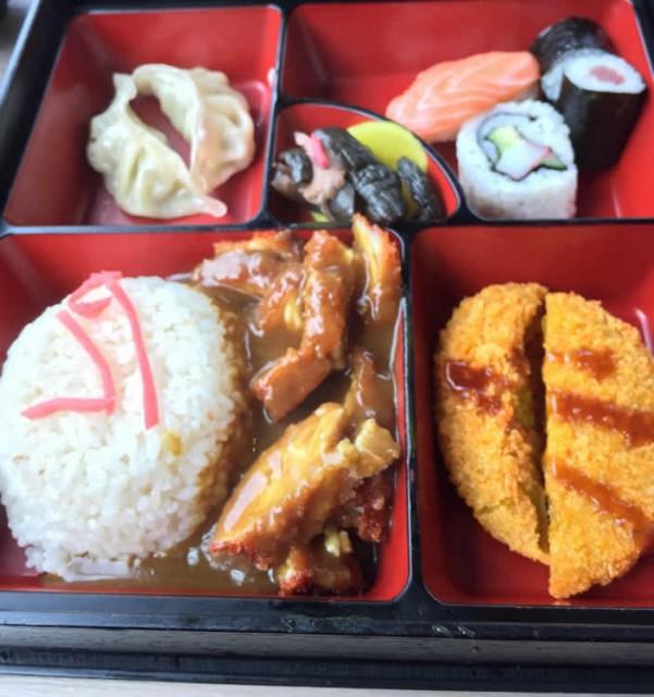 日本食のお弁当