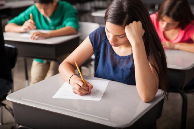 語学学校でのテスト・試験