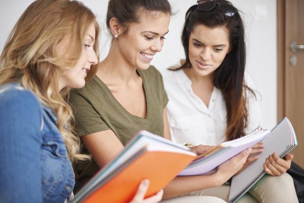 交換留学中の勉強