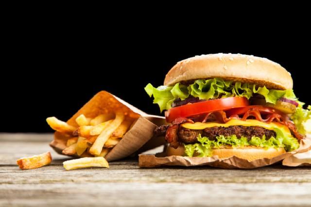 オーストラリアのハンバーガー