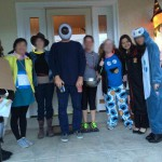 ハロウィンの仮装はなんでもあり!