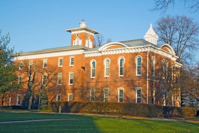 アメリカの男子大学Wabash College