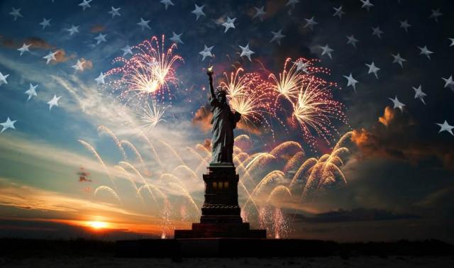 アメリカの祝日 独立記念日