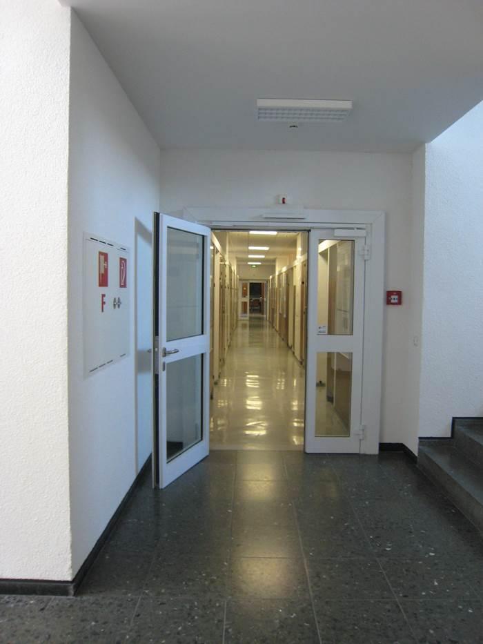 ドイツの大学の研究室