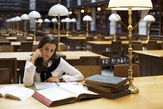 イギリスの図書館