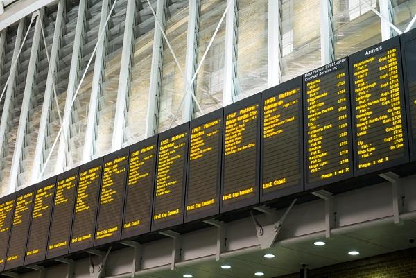 イギリスの鉄道