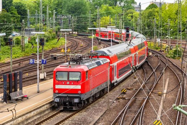 ヨーロッパの電車