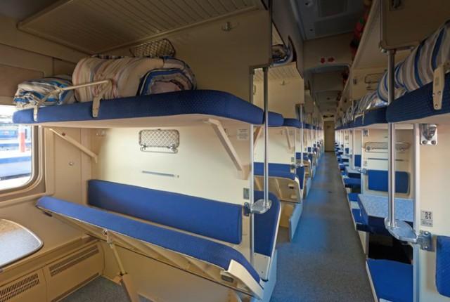 ヨーロッパの夜行列車