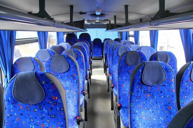ヨーロッパの高速バス