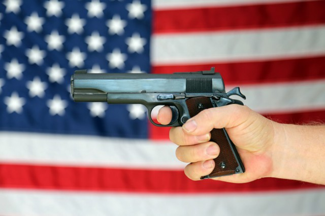 アメリカの銃社会