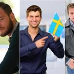 スウェーデン留学に決めたワケ。世界一のイケメン王国!