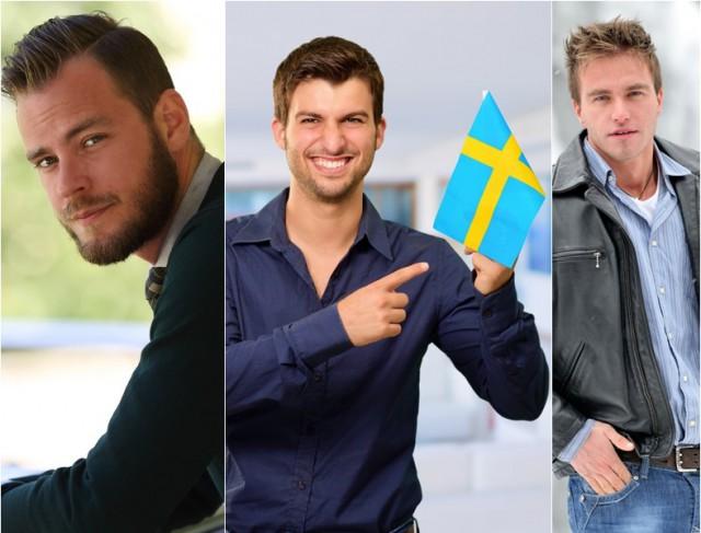 スウェーデンのイケメン