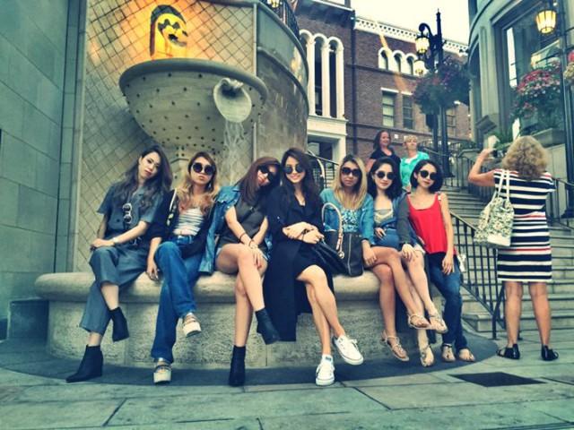 アメリカでファッション留学