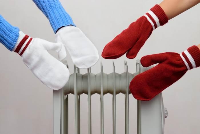 ドイツの暖房