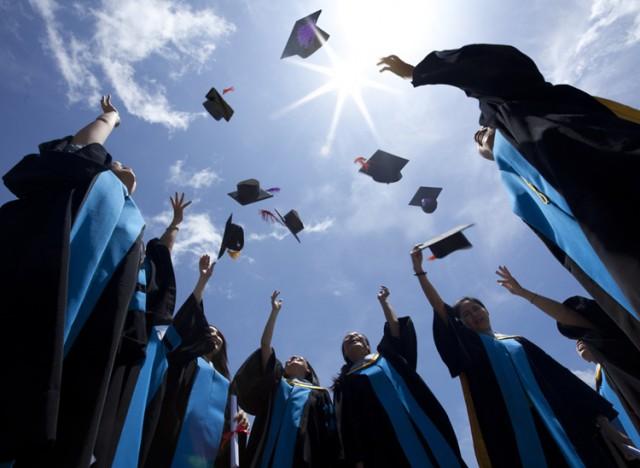オーストラリアの大学を卒業