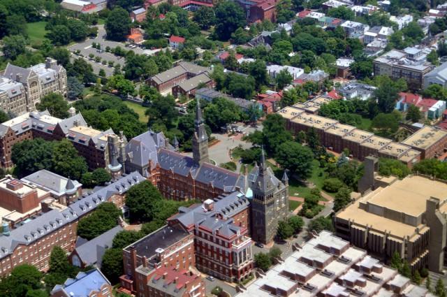 ジョージタウン大学