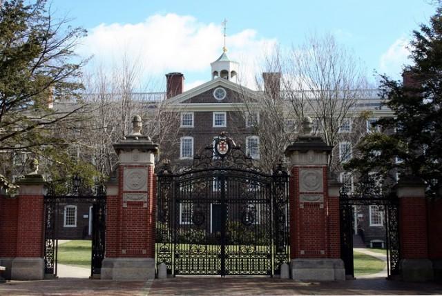 アメリカのブラウン大学