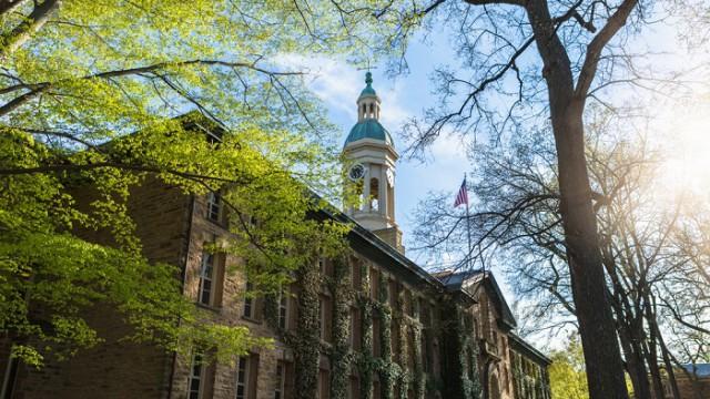 アメリカのプリンストン大学