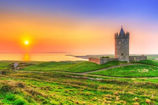 アイルランドでワーキングホリデー