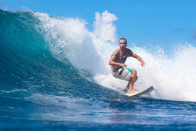 語学留学でサーフィンを学ぶ