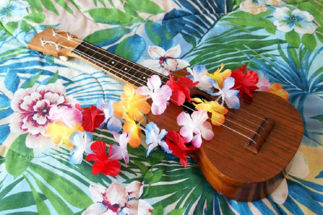 ハワイ語学留学でウクレレを学ぶ