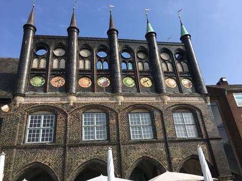 ドイツの市庁舎