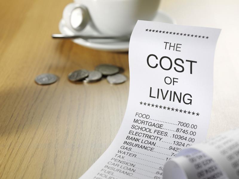 留学中の生活費
