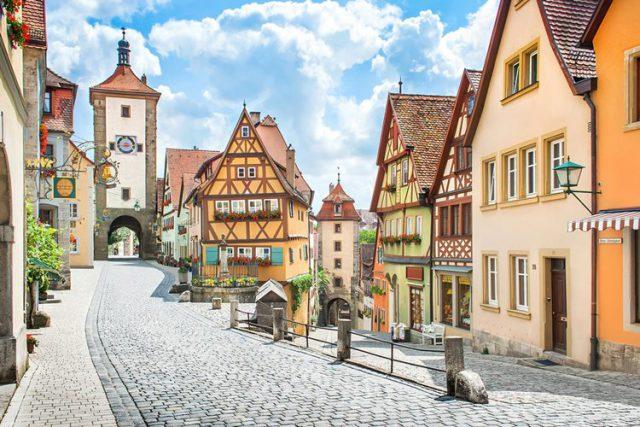 ドイツでワーキングホリデー