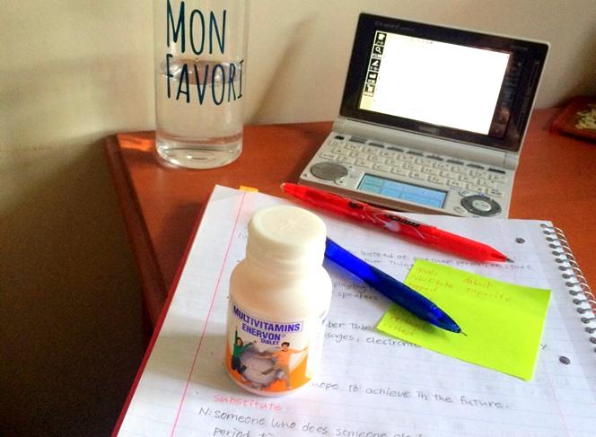 フィリピン語学学校での勉強