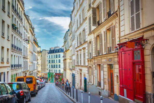 フランス パリでホームステイ