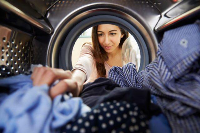 フランス ホームステイ先での洗濯