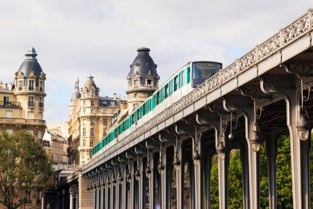 フランス パリの交通機関
