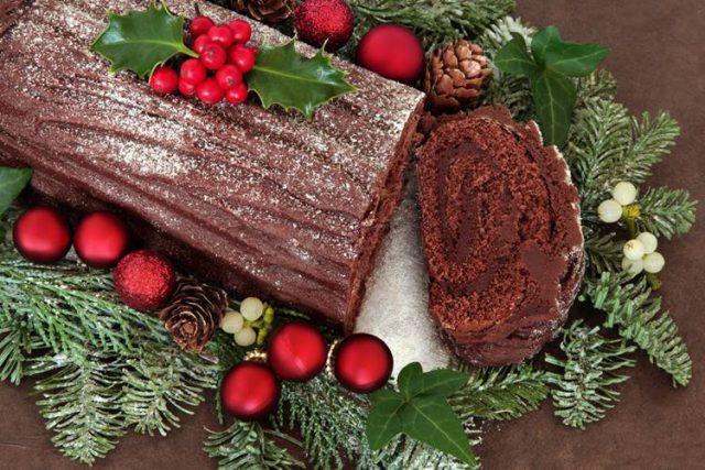 フランスのケーキ