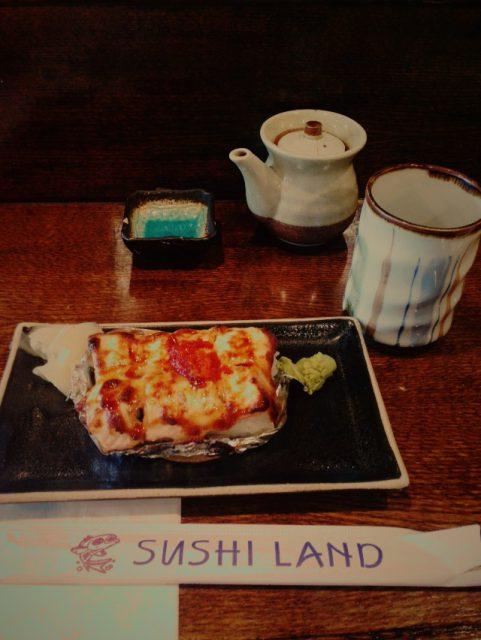 アメリカのお寿司屋さん