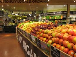 アメリカのスーパーマーケット