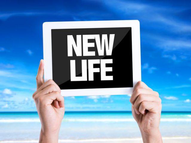 新しい生活