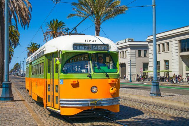 アメリカ サンフランシスコの交通機関