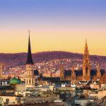 新たなワーホリ協定国 オーストリアに行ってみたい!