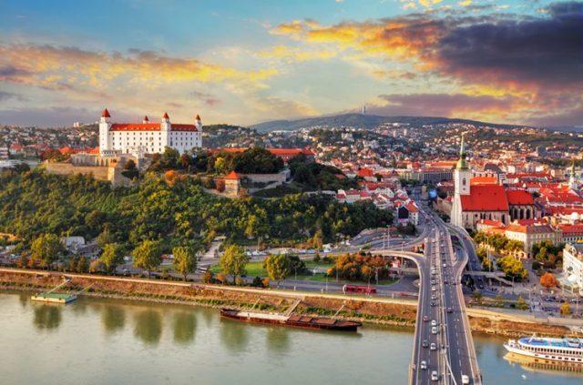 スロバキアでワーキングホリデー