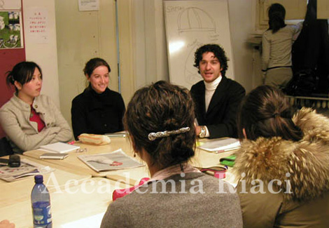 イタリア語留学
