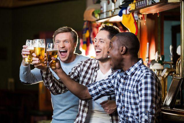 留学中の飲み会