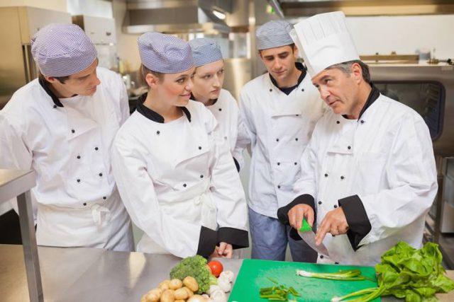フランスで料理留学