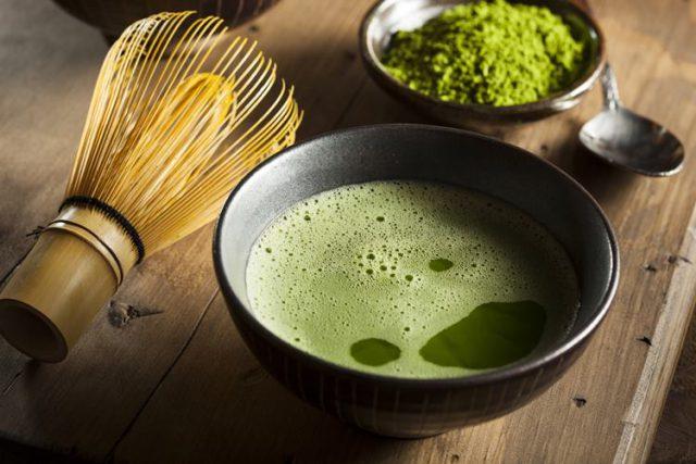 日本文化 抹茶